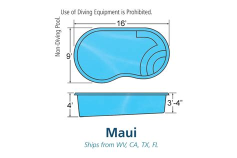 small size swimming pool maui small inground fiberglass viking pool design calm water pools