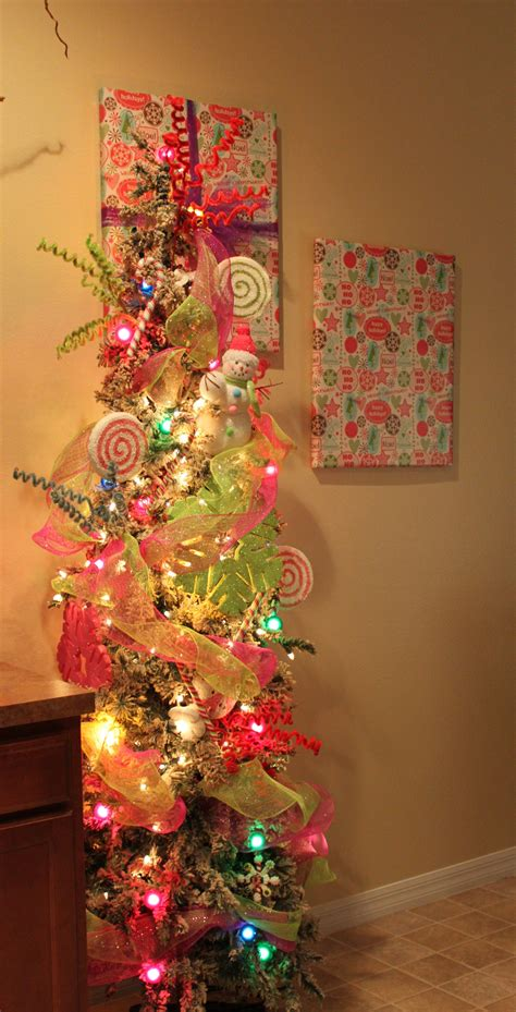 Decorating Trees by Our Bright Kitchen Tree Hhhmmm How To Do This