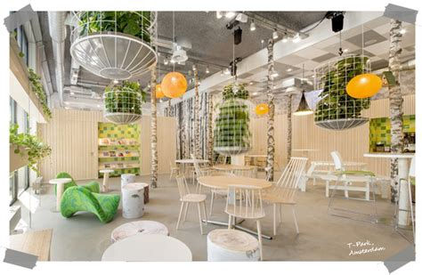 green office interior design green office in amsterdam by cube architecten italianbark