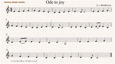 Let It Go Clarinet Sheet Music Easy Free