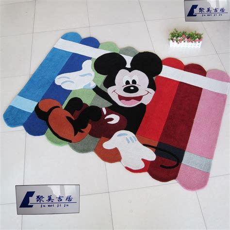 mickey mouse rugs carpets children room area rugs mickey mouse carpet
