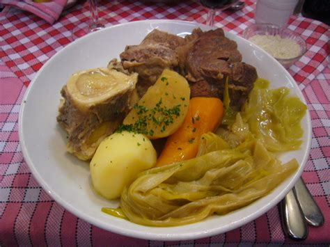 comment faire un pot au feu