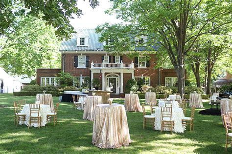 beautiful backyard wedding inspiration