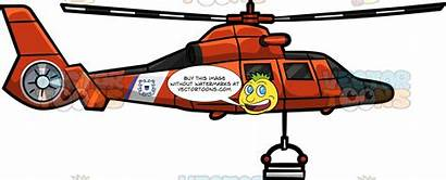 Helicopter Rescue Clipart Transparent Webstockreview Uscgc