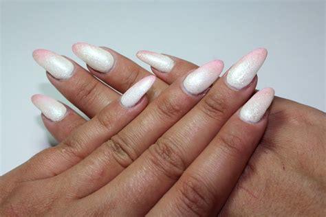 le pour ongles en gel tuto nail n 176 25 le d 233 grad 233 en gel 224 l 233 ponge