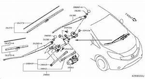 2015 Nissan Versa Note Oem Parts