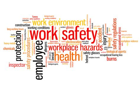 health safety  riverhawk company