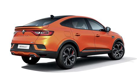 Renault Arkana For Europe Unveiled, Goes On Sale In 2021 ...