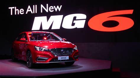mias  mg ph launches mg  fastback sedan  video carmudi philippines