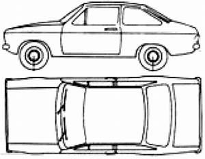 1979 ford escort mk ii 2 door sedan blueprints free outlines With custom ford fiesta mk1