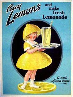 printable vintage lemonade label gift bags tags