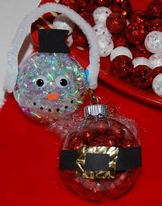 Christmas Ornament Crafts for Kids to Make & Give by Darla
