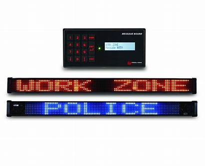 Message Board Led Mb1 Signal Federal Police