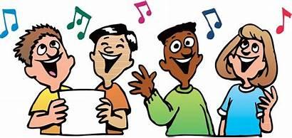 Singing Clipart Choir