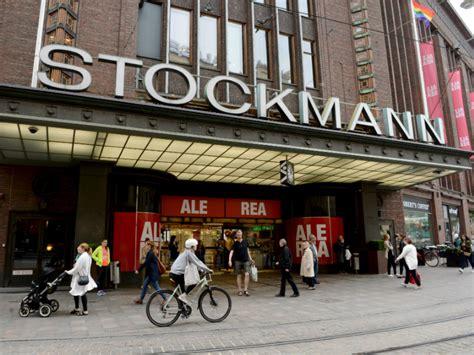 Stockmann reports drop in second-quarter net sales, profit