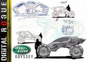 LAND ROVER: Odyssey - Concept · Design · Fabrication