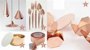 Deco Cuivre Rose : 1000 images about nordic interior copper gold on pinterest ~ Zukunftsfamilie.com Idées de Décoration