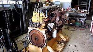2005 Caterpillar C13 Acert Diesel Engine Running Kcb