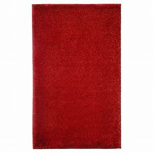 Tapis Antidérapant Salle De Bain : tapis de salle de bain antid rapant rouge chill esprit home ~ Farleysfitness.com Idées de Décoration