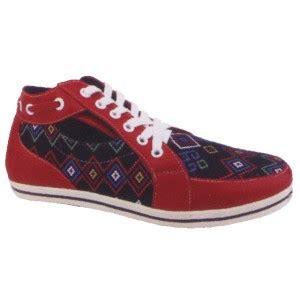 sepatu sandal batik tisya batik