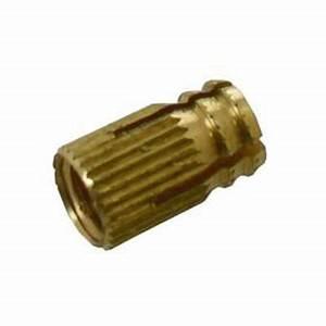 Insert A Bois Vissable : 4 crous inserts laiton m4 5 mm x l 9 mm castorama ~ Melissatoandfro.com Idées de Décoration