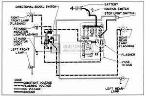 1958 Buick Signal Systems
