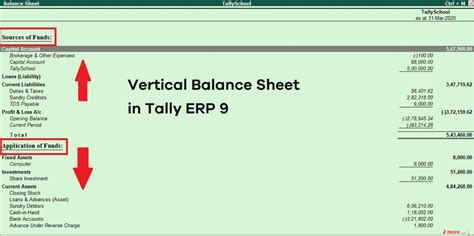 balance sheet in tally erp 9 excel pdf format