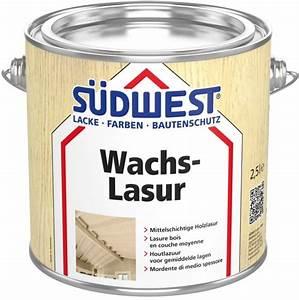 Lasur Holz Innen : farbenhaus schupp s dwest wachs lasur f r holz ~ Eleganceandgraceweddings.com Haus und Dekorationen