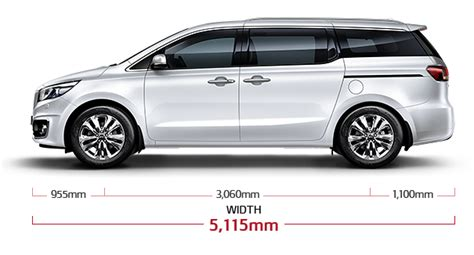 Kia Grand Sedona Wallpapers by Kia Grand Sedona Specs Multi Seater Mpv Kia Motors