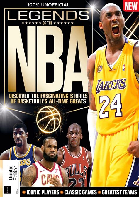 Download Legends of the NBA - First Edition, 2020 ...