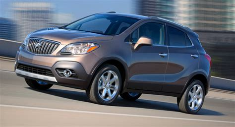 Buick Small Crossover by 2013 Buick Encore Small Crossover Fwd Epa At 28mpg