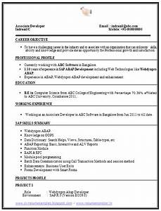 over 10000 cv and resume samples with free download With computer science resume template