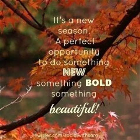 Quotes About Changing Seasons Fall Quotesgram