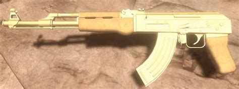 golden ak 47 far cry wiki