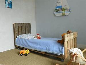 Europaletten Bett 45 Alternativen Fr Das Kinderzimmer