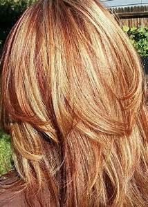 25+ Long Strawberry Blonde Hair