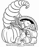 Coloring Pages Thanksgiving Cornucopia Printable Holiday Sheets Printables Printing Help Raisingourkids Pilgrim sketch template