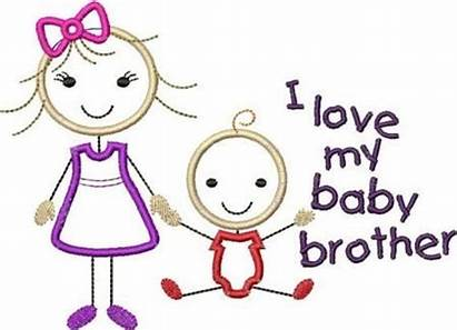 Sister Stick Figures Brother Designs He