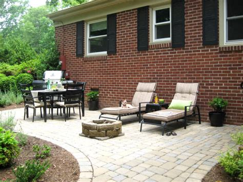 Our 9 Patio Makeover (complete With Loungers & A Fire