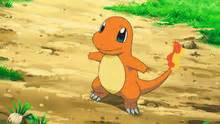 Charmander Pokémon