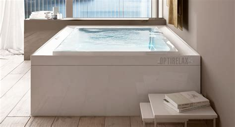 Indoor Whirlpools & Whirpoolbadewannen Von Optirelax®