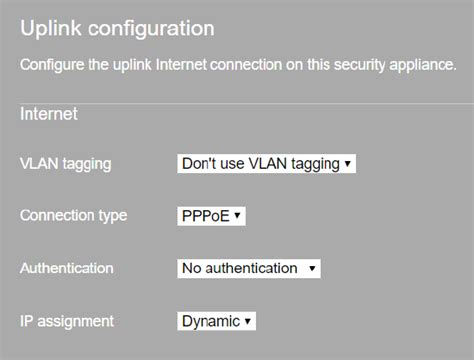 Support For Pppoe On Cisco Meraki Devices