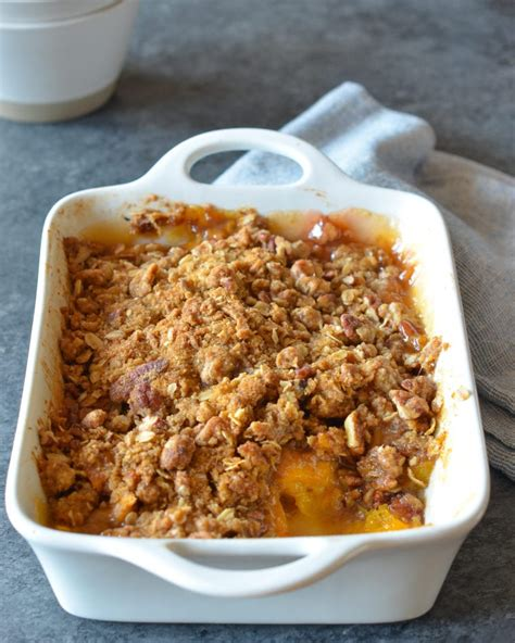 Fannie Farmer Peach Cobbler Foto Collections