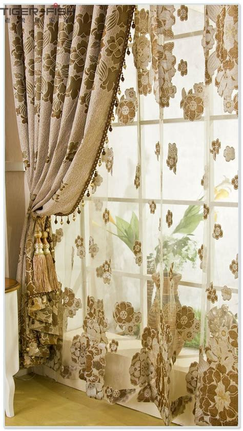 Beautiful Curtains For Living Room Kids Curtain Design