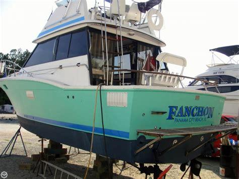 Fishing Boats For Sale In Panama by 1975 Used Trojan 32 F Sport Fisherman Sports Fishing Boat