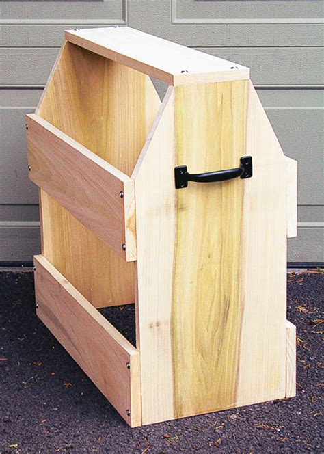 build measurements  saddle racks  plans