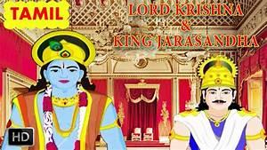Lord Krishna Stories - Krishna & King Jarasandha ...