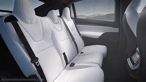 Tesla Model X 2021 dimensions and boot space: electric