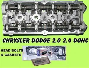 Chrysler Dodge Stratus Pt Cruiser Neon 2 4 Dohc Cylinder