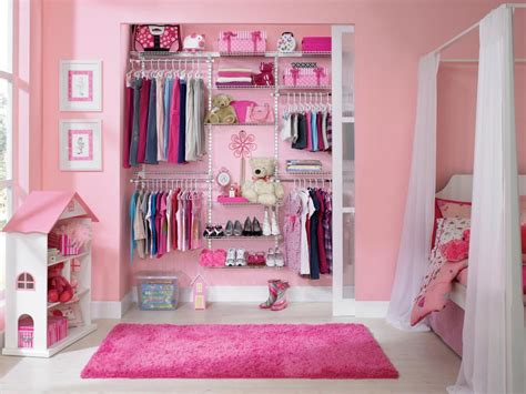closet  grows    girl hgtv